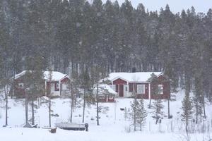 Maison de la region de Ivalo