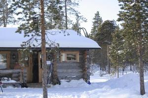 Chalet finlandais