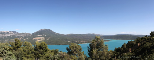 Lac de st Croix          ht provence