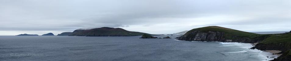 irlande atlantic nord